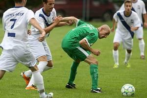 FC Odra Petřkovice – MFK Frýdek-Místek B
