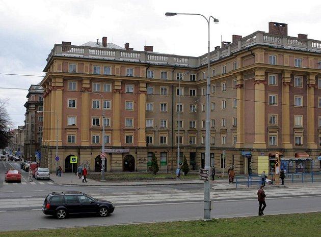 Jeden z domů patřících RPG Real Estate v Ostravě-Porubě