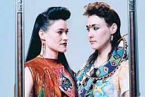 Sestry Sierra a Bianca vytvořily zajímavé hudební duo pod názvem CocoRosie, které přijede v létě do Ostravy.