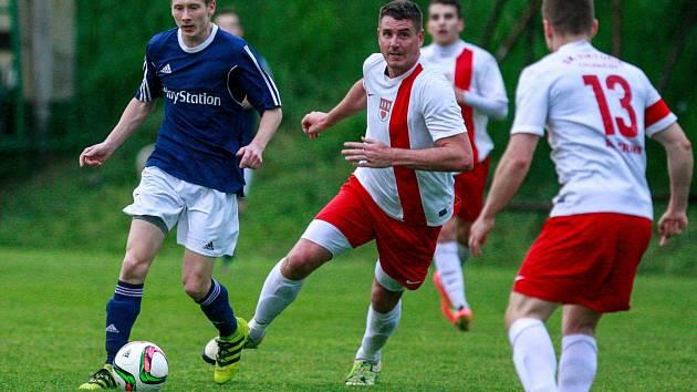 FK Stará Bělá - Chlebičov 2:0
