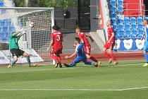 MFK Vítkovice - Fotbal Třinec