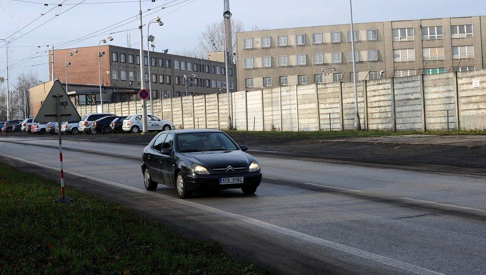 Věznice Heřmanice z roku 2012. Ilustrační foto.