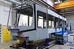 V Plzni finišuje výroba a montáž prvních tramvají nové řady Škoda ForCity Smart. Ty měly v Ostravě začít jezdit už před rokem, kvůli covidu se však jejich výroba pozdržela.