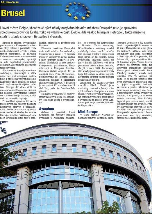 Příloha 10 let EU v ČR