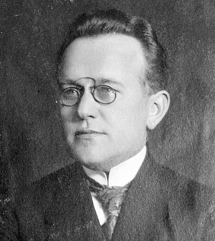 Starosta Jan Prokeš.