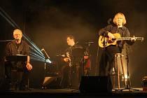 Jaromír Nohavica si na koncert v aule VŠB-TUO pozval své zahraniční hudební přátele.