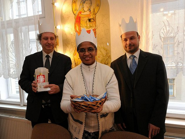 S Novým rokem začala i v ostravsko-opavské diecézi Tříkrálová sbírka 2011.