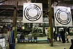Přímo v hale smaltovny Vítkovice Power Engineering proběhla ve středu 1. května 2013 vernisáž uměleckých děl, která vznikla v průběhu sympozia Smalt Art Vítkovice 2013.