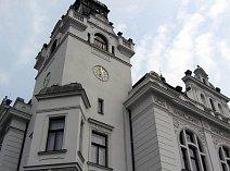 Slezskoostravská radnice