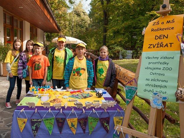 Oslavy dne zvířat v Zoo Ostrava