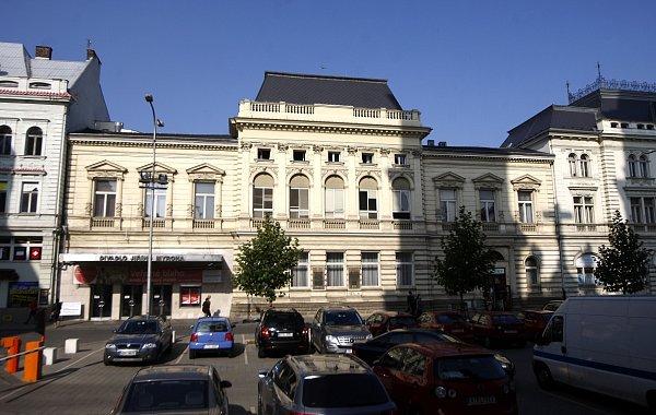 ČESKÝ DŮM slouží idnes jako kulturní instituce.