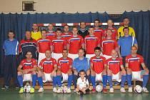 Futsalový tým profesionálních hasičů