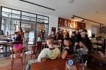 Mladí ze čtyř dětských domovů na severní Moravě zjišťovali, jak na bezpečný sex