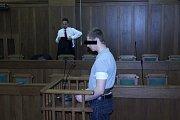 Patrik K. u soudu vinu odmítl.