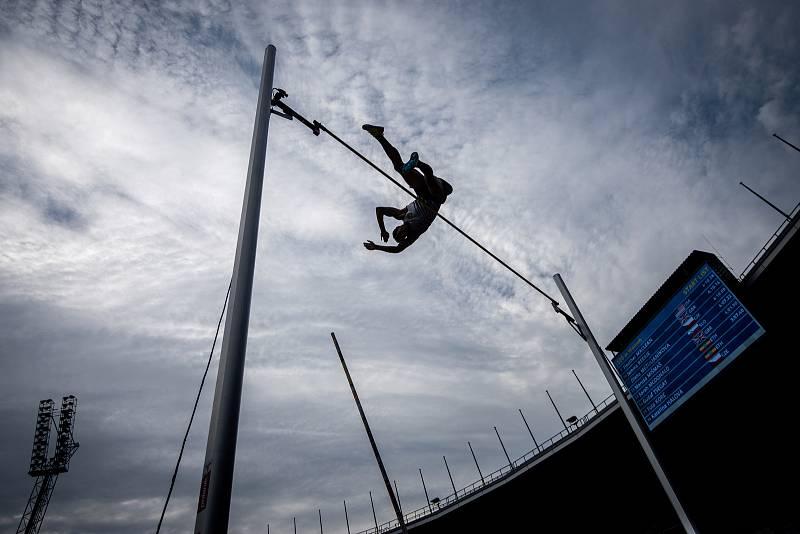 Zlatá tretra, atletický mítink IAAF World Challenge, 20. června 2019 v Ostravě.