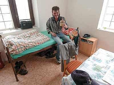 O nově zrekonstruované azylové zařízení byl letos zájem.