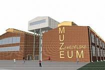 OSTRAVSKÁ POBOČKA Národního zemědělského muzea. Z finišujících příprav v muzeu Deník chystá velkou fotoreportáž.