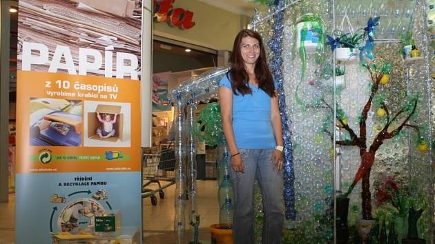 Výrobky z PET lahví