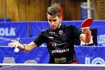 Stolní tenista Adam Štalzer z TJ Ostrava KST se stal vítězem dvouhry juniorů na turnaji světové série do 19 let v Bělehradě.