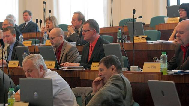 Zasedání zastupitelstva města Ostravy