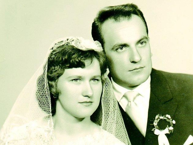 Svatba manželů Nemergutových