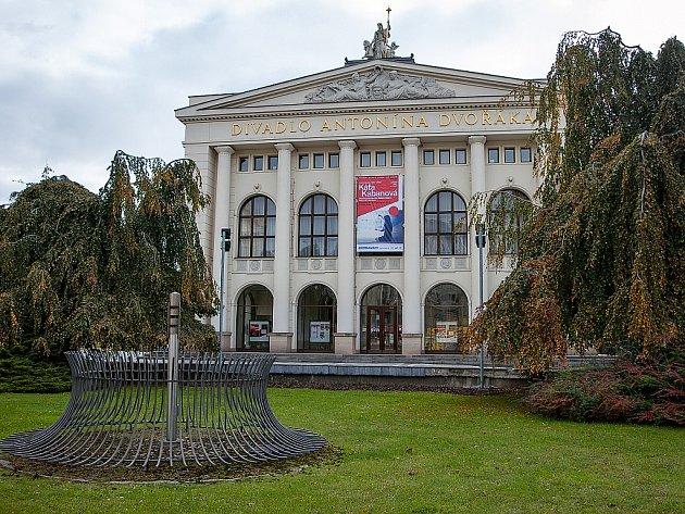 Divadlo Antonína Dvořáka. Ilustrační foto.