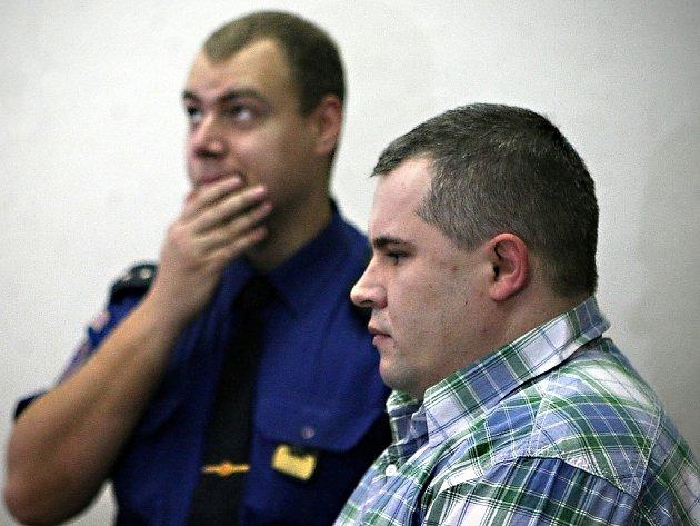 Slovák Vladimír Talapka je obžalován z bankovní loupeže. Před soudem tvrdil, že se stal obětí komplotu.