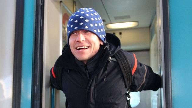 Ondřej Malý ztvárnil v novém filmu Radima Špačka Pouta hlavní roli Antonína.