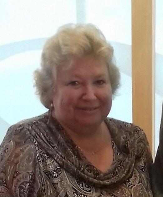 Alena Gajovská.