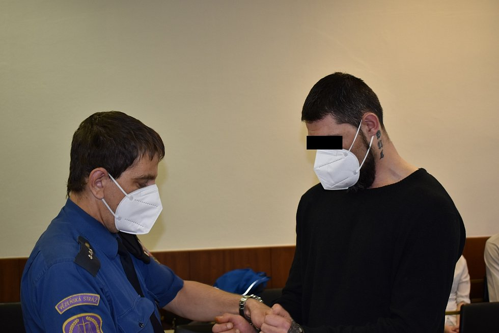 Za útok na těhotnou družku byl muž odsouzen k sedmi rokům žaláře.