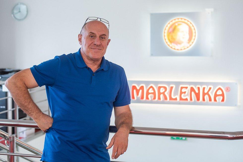 Společnost MARLENKA international, s. r. o. založil Gevorg Avetisyan v roce 2003.