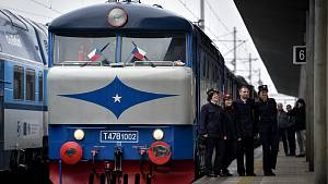 Motorová lokomotiva řady 751 - Bardotka