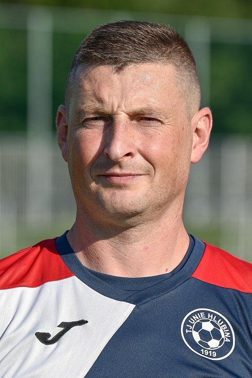 Jan Vančo, Hlubina