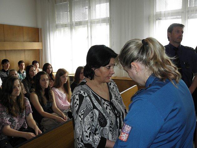 Nataša Skálová čelí obžalobě z vraždy. Hrozí jí až osmnáct let vězení.