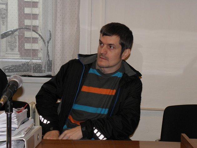OBŽALOVANÝ Denis Vinček tvrdí, že se žádného podvodu nedopustil.