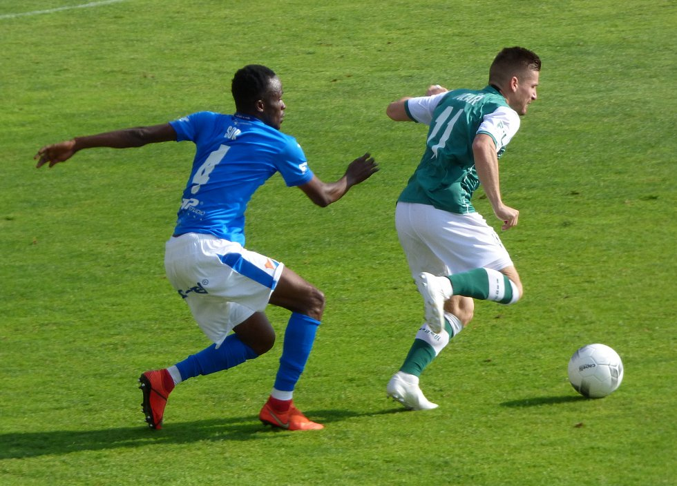 Fotbalisté Baníku Ostrava se v úvodním kole nové sezony FORTUNA:LIGY představili na hřišti Jablonce.