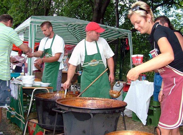 Gulášové slavnosti ve Frenštátu pod Radhoštěm