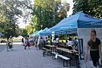 Poslední z akcí prvního ročníku Léta s Ostravskou se konala v centru města a zapojilo se do ní nejvíce fakult a studentských spolků.