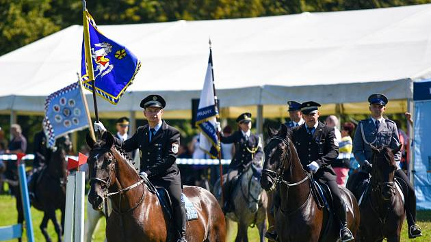 Mezinárodní setkání jízdních policií proběhne v Ostravě.