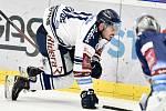 43. kolo hokejové extraligy mezi HC Vítkovice Ridera - HC Rytíři Kladno v Ostravě dne 2. února 2020. Na snímku Dominik Lakatoš z Vítkovic.