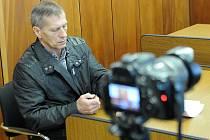 Bývalý agent Bezpečnostní informační služby Vladimír Hučín.