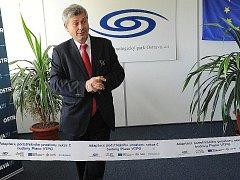 V úterý byl slavnostně zahájen provoz nových prostor ve Vědecko-technologickém parku Ostrava.