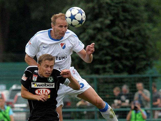 Fotbalový tým Baníku Ostrava vstoupil do nového ročníku fotbalové ligy remízou v Příbrami.