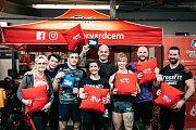 Colliery CrossFit Ostrava pořádal v sobotu další úspěšnou charitativní akci #500RepsDeti.