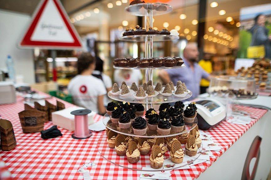Gastronaut Fest v ostravském Avion Shopping Parku.