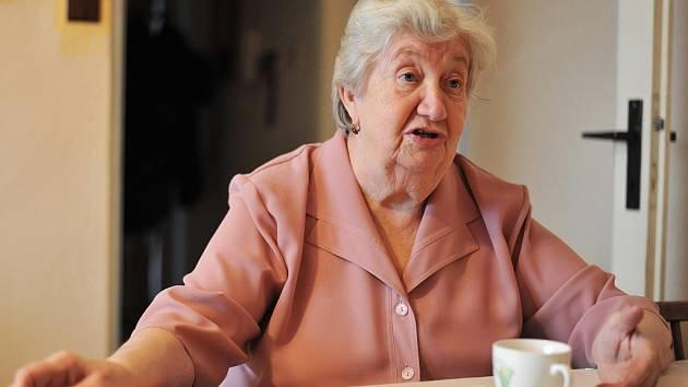 Eva Kubečková z Ostravy