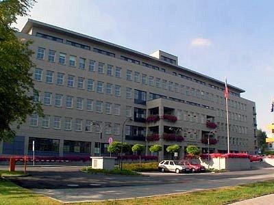 Budova Krajského úřadu Moravskoslezského kraje v Ostravě