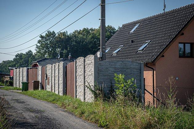 Rudná ulice vměstské části Svinov, 8.srpna 2020vOstravě.