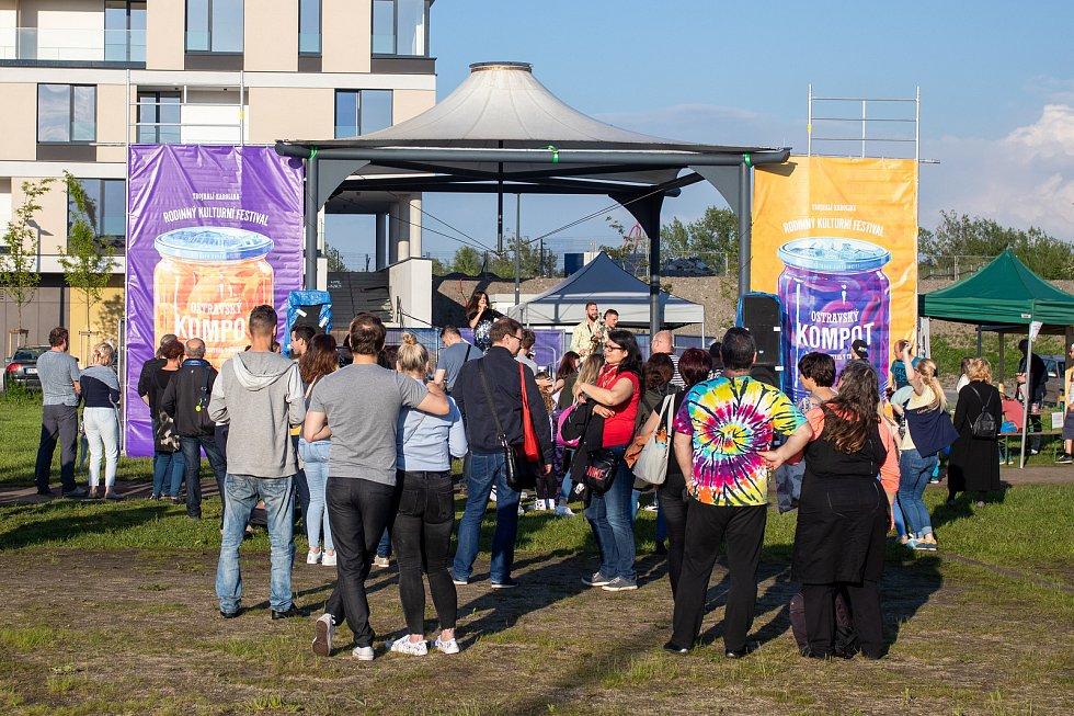 Ostravský festival Kompot.