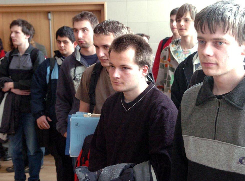 Studenti VŠB-TU na besedě s ministrem Ondřejem Liškou